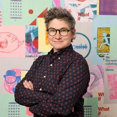Amy Vener, Head of Retail Strategy at Pinterest