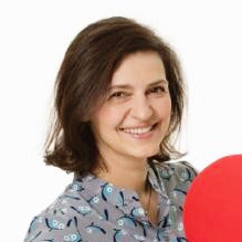 Gabriela Seir, Head of Digital Product and Innovation - Europe at COCA-COLA European partners