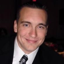 Luke Shabro, Deputy Director, Mad Scientist Initiative at U.S. Army Training and Doctrine Command (TRADOC), G-2