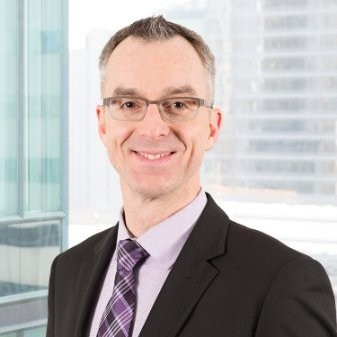 Daniel Lavigne, Head of Trading at Ontario Municipal Employees Retirement System (OMERS)