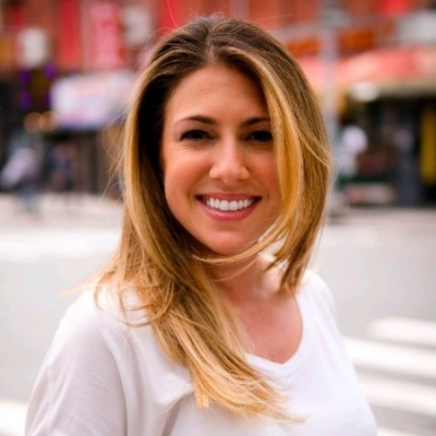 Sarah Cascone, Head of Marketing at Bluecore