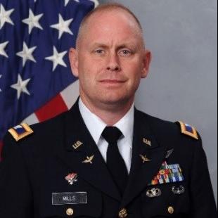 Colonel James Mills