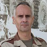Commander Arnaud Le Dez
