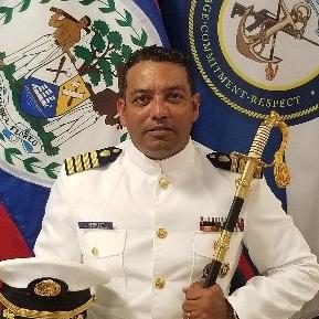 Captain Elton Bennett