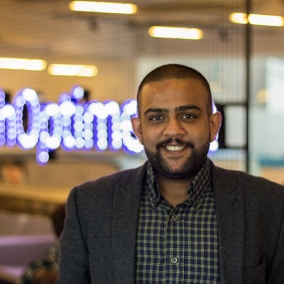 Samir Shah, Head of Data and Ad Tech at Zenith