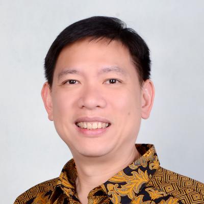 Francis Ngkaion, Regional Head of Service Operations at Caterpillar