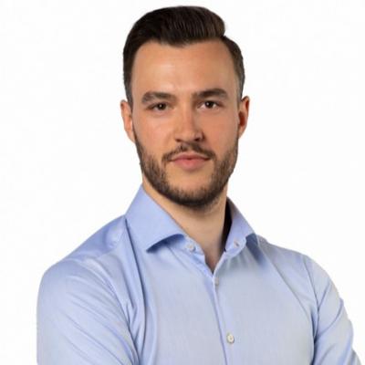 Fabian Metz, Head of Business Development at solvatio