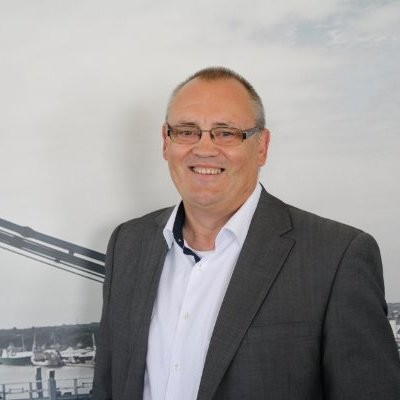 Peter Evans, LCI Director at LEGO
