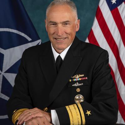Rear Admiral John W. Tammen Jr.