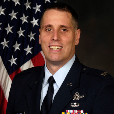 Colonel Timothy Lawrence