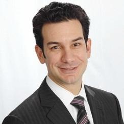 Nicholas Garbis, Global Lead for Strategic Workforce Planning at Allianz