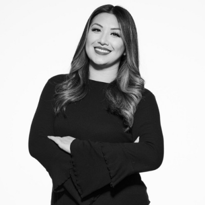 Katherine Dela Cruz, Director of Retail Operations at Fabletics
