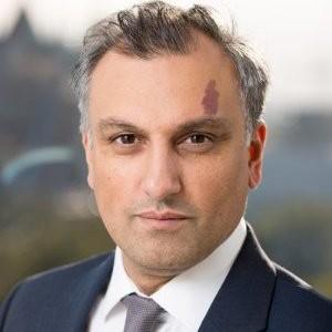 Sohail Raja, Chief Digital Officer at Societe Generale