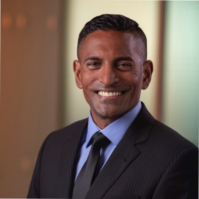 Mr Shawn Fernando, Head of Robotics, Technology at Woodside Energy