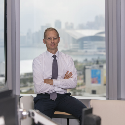 Carl James, Global Head of Fixed Income Trading at Pictet Asset Management