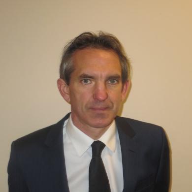 Ed Harley, UK Head of Compliance at Fidelity International