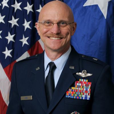 Brigadier General R. Scott Jobe