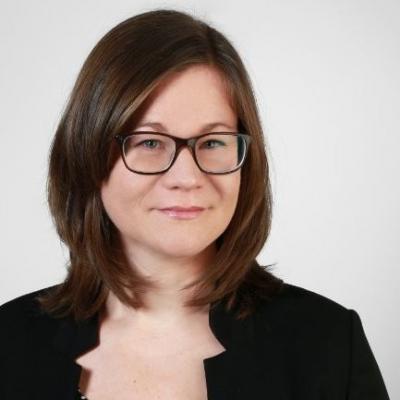 Juliane Pohl, Global Category Manager Marketing at Axel Springer