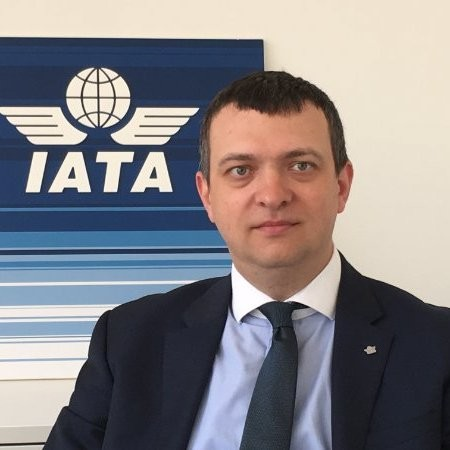 Dragos Munteanu, Assistant Director, Safety & Flight Operations, Europe at International Air Transport Association (IATA)