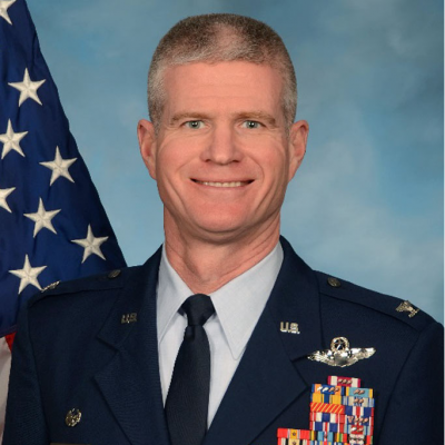 Brigadier General Paul D. Johnson
