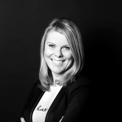 Lana Crompton, Head of Indirect Sourcing at The Body Shop