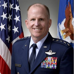 General Stephen W. Wilson, Vice Chief of Staff at United States Air Force