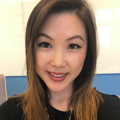 Pearl Yi, Procurement Manager, Sales and Marketing at Twitter