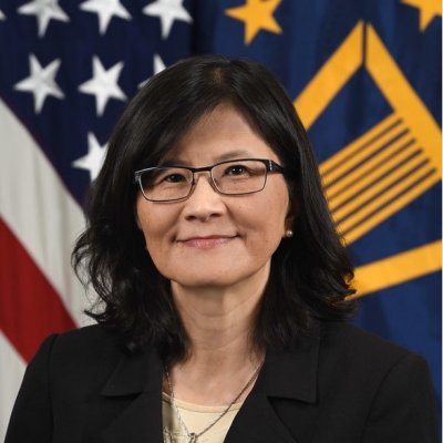Dr. JihFen Lei, Deputy Director, Research, Technology and Laboratories at Office of the Under Secretary of Defense for Research and Engineering