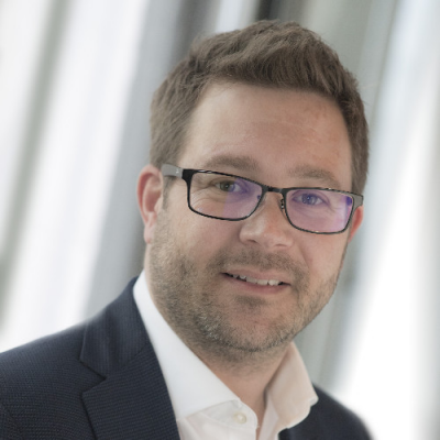 Robert Turner, Head of Procurement, Strategy & Operations at John Lewis