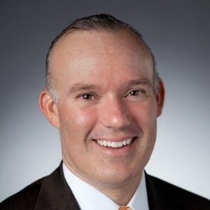 Scott Blandford, Executive Vice President, Chief Digital Officer at TIAA