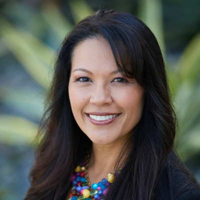 Althea Salas, VP of Human Resources at San Diego Tourism Authority