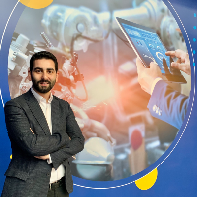 Omer Faruk, Supply Chain Digitalisation & Process Development Manager at Turkcell