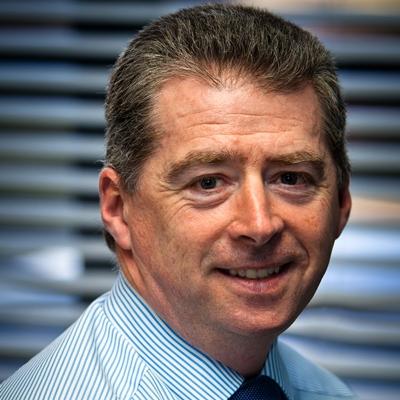 John Maxwell, Head of Continuous Improvement at National Treasury Management Agency, Ireland