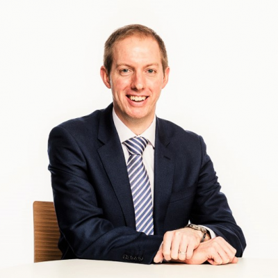 Tom Bissenden, Global Head of Indirect Procurement at Anglo American