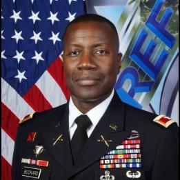 Colonel Joe Bookard