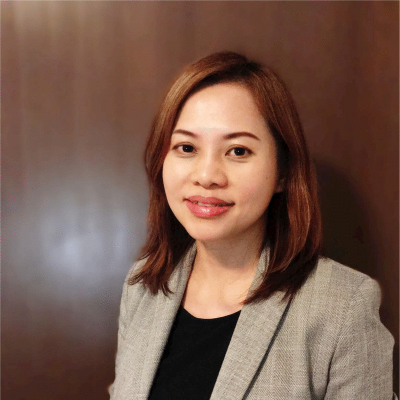Ms Vivian Ong, Senior Vice President, Head of Workforce Management, Learning & Development at DBS Singapore