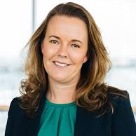 Kristin Westling, Head of HR and RPA Lead at Skanska