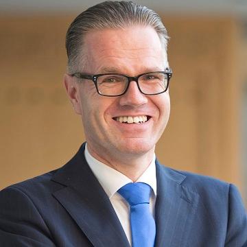 Dr. Bernd van Linder, CEO at Commercial Bank of Dubai