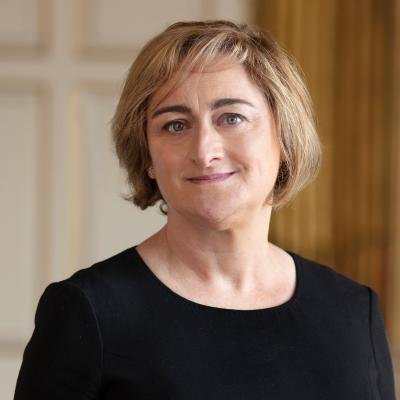 Geraldine Gibson, CEO at AQMetrics