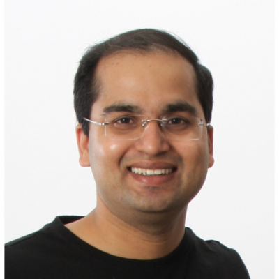 Saket Saurabh, Co-founder &CEO at Nexla