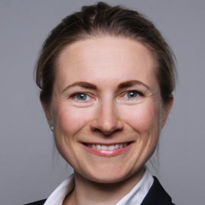 Valerie von Lucke, Group Digital Transformation Strategy/ DLT Lab at Commerzbank