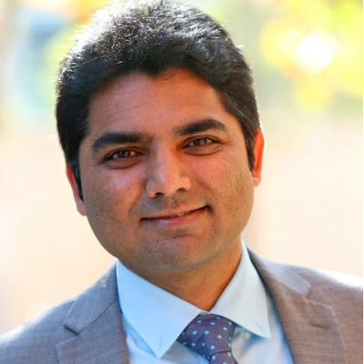 Jithesh Veetil, Program Director – Data Science and Technology at Medical Device Innovation Consortium (MDIC)