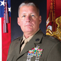 Major General Tracy W. King