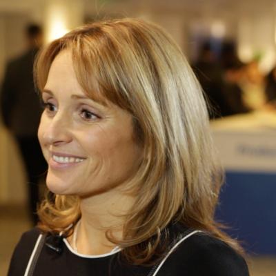 Marije Gould, VP Marketing EMEA at Verint Systems