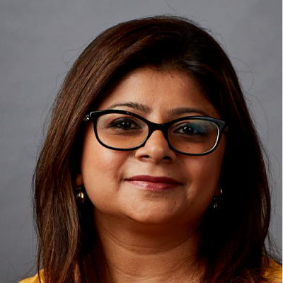 Ekta Chopra, VP, Digital at E.L.F. Cosmetics