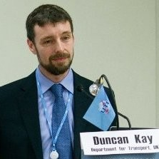 Duncan Kay, Head of Vehicle Engineering at Department of Transport (DfT), United Kingdom