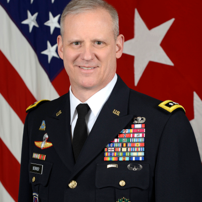Lieutenant General Scott Berrier