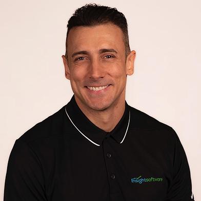 Michael Bonito, Account Manager at Insight Software