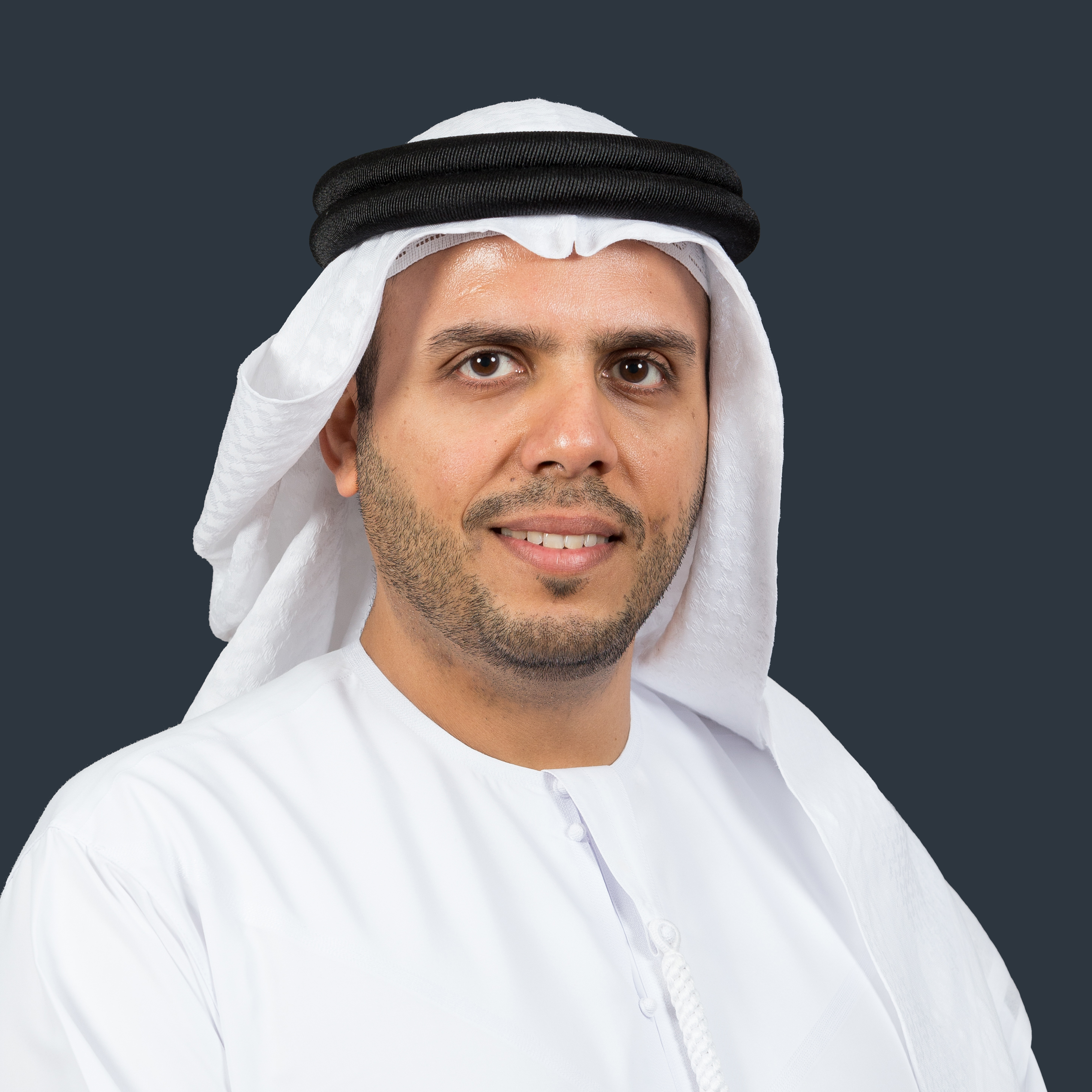 Dr. Mohamed Al Junaibi, Executive Director of Space Sector at UAE Space Agency