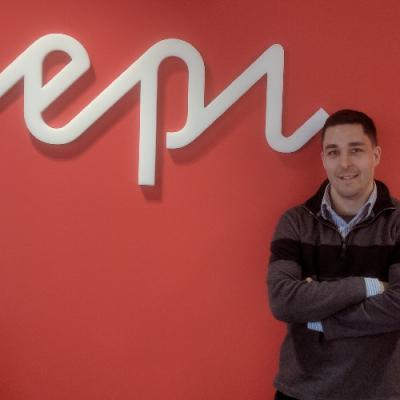 Justin West, Senior Solutions Architect at Episerver